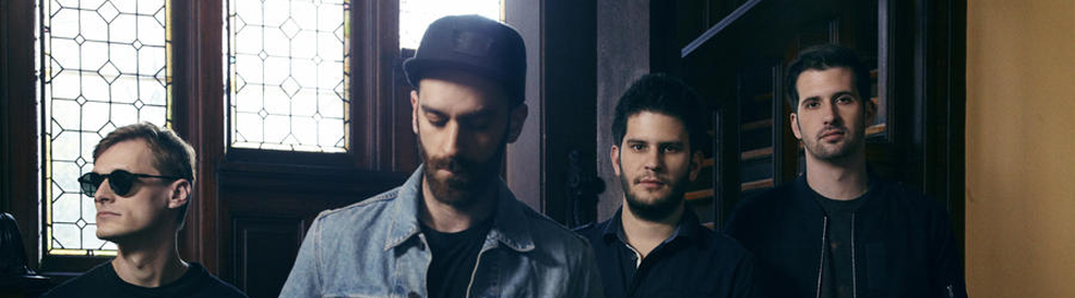 An Interview with Sam Harris of X Ambassadors - Fourculture