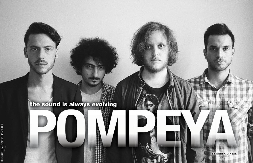 Click here to check out our interview with Pompeya in Issue 11