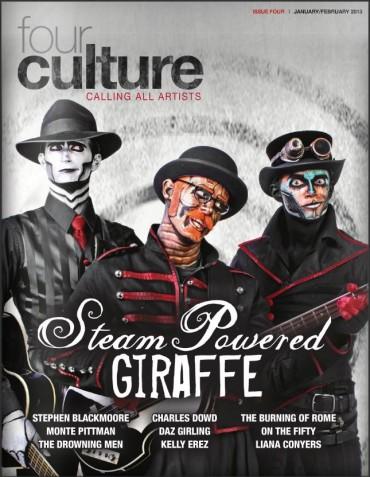Fourculture Magazine Issue 4