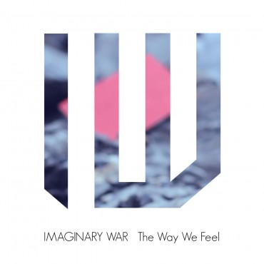 IMAGINARY WAR thewaywefeel single cover