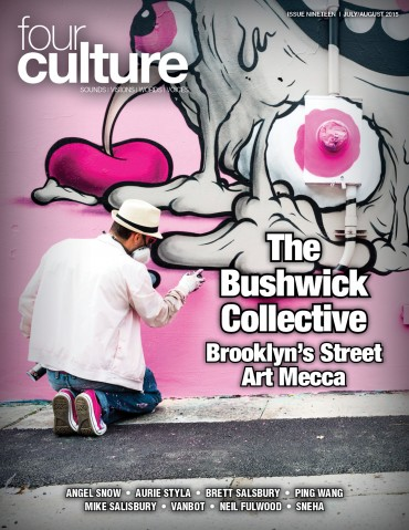 Fourculture issue 19 cover