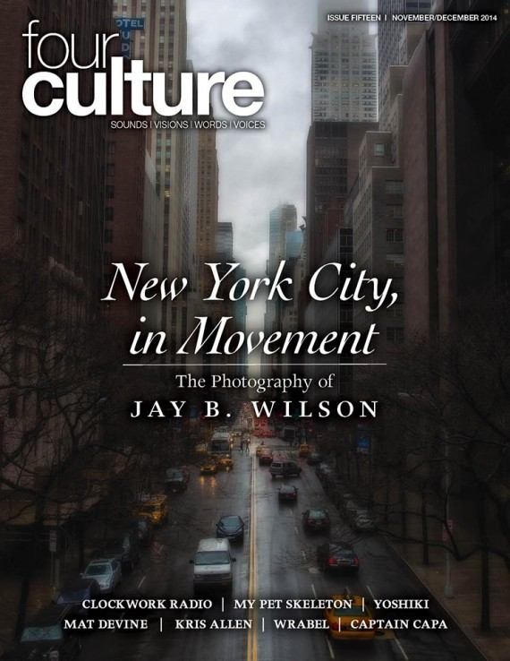 Fourculture Issue 15