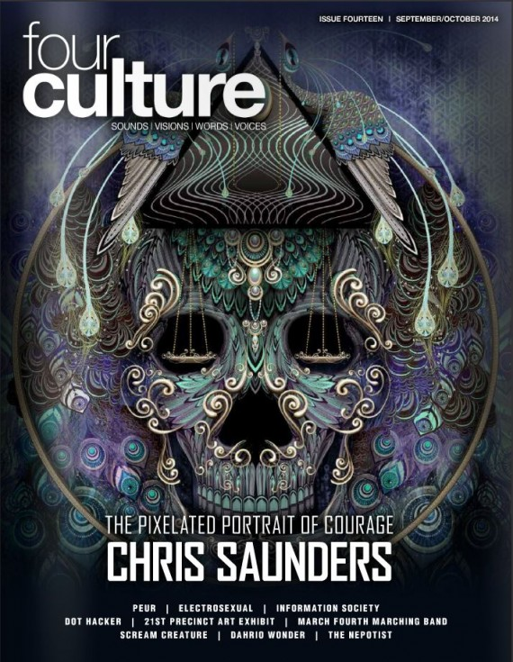 Fourculture Magazine Issue 14