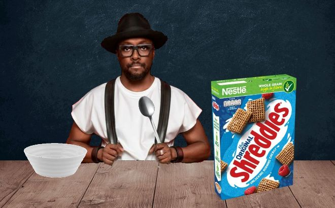 Will.i.am, it was really nothing