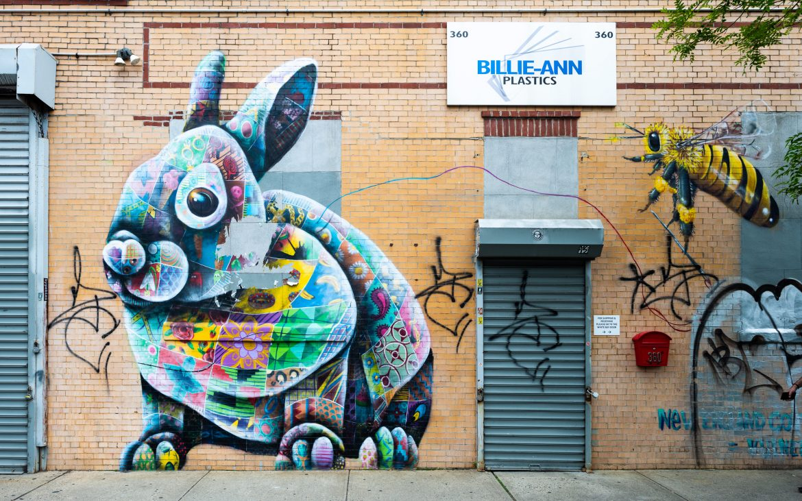 The Bushwick Collective 2018