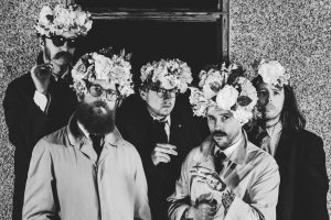 IDLES announce in-store dates and charity exhibition