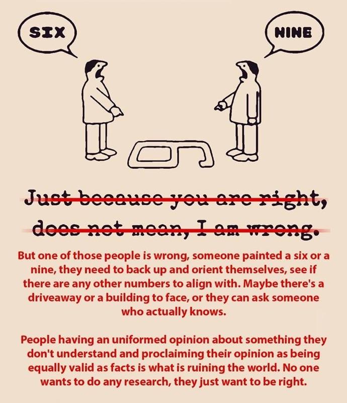 You Are A Bigot