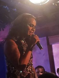 Masque-Review of Raja Live at the Laurie Beechman Theater