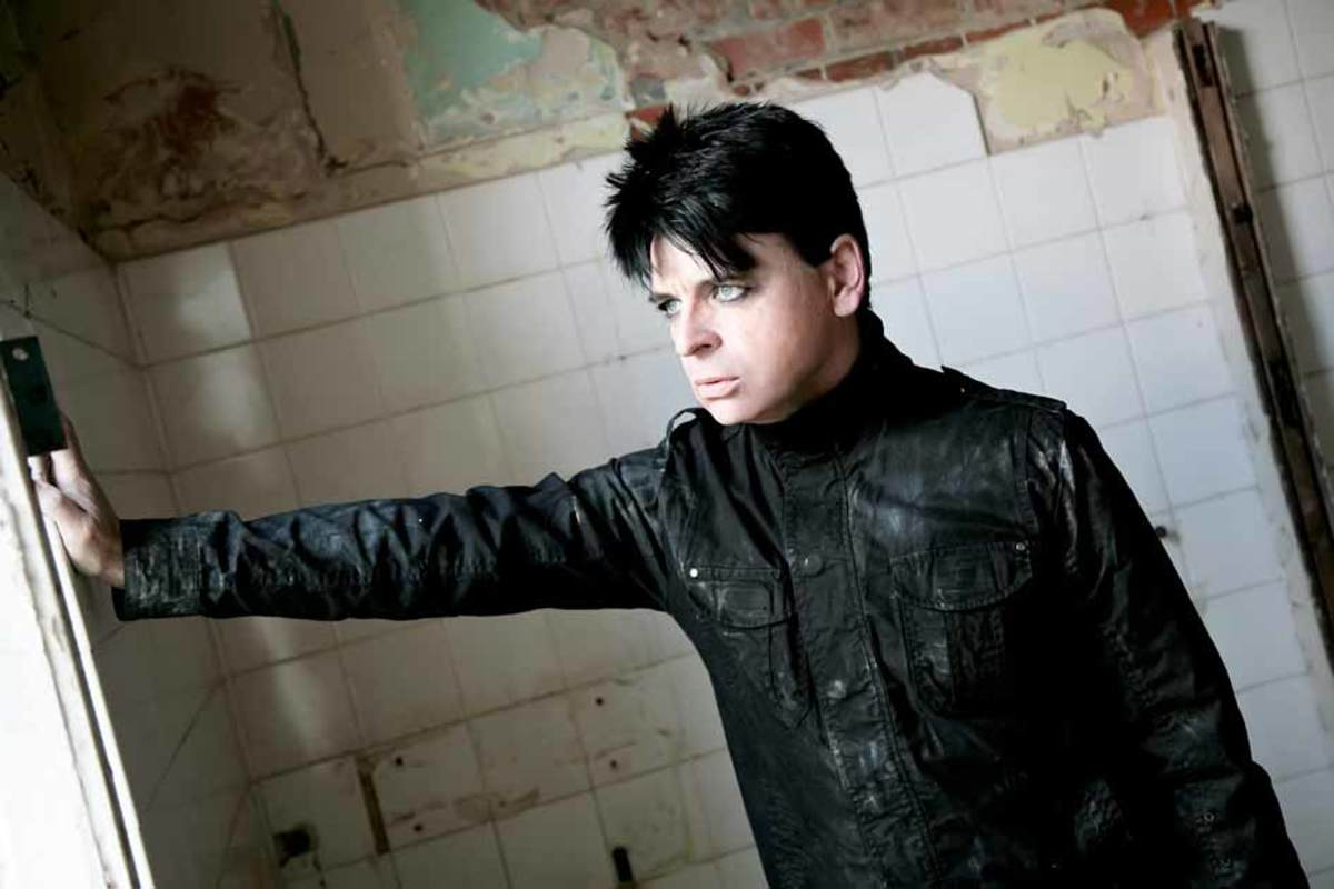 For The Love Of Gary Numan